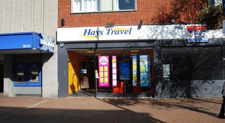 900 empleos de Hays Travel en peligro, por la cuarentena británica a España   Foto: Barry Shimmon (CC BY-SA 2.0)