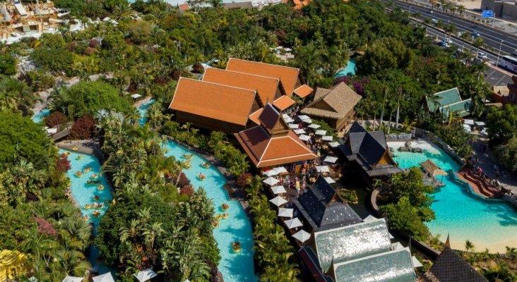 Siam Park, imparable: es elegido mejor parque acuático del mundo por séptimo año consecutivo