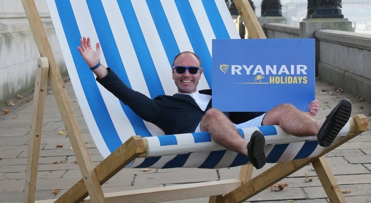 Kenny Jacobs, Chief Marketing Officer de Ryanair