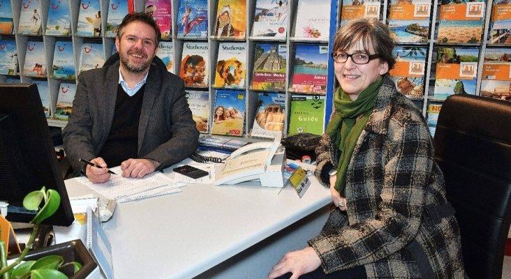 Los jóvenes alemanes vuelven a las agencias tradicionales