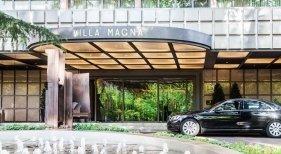 Cuatro fondos de inversión suman 2.000 millones para hacerse con hoteles en España | Foto:Hotel Villa Magna de Madrid
