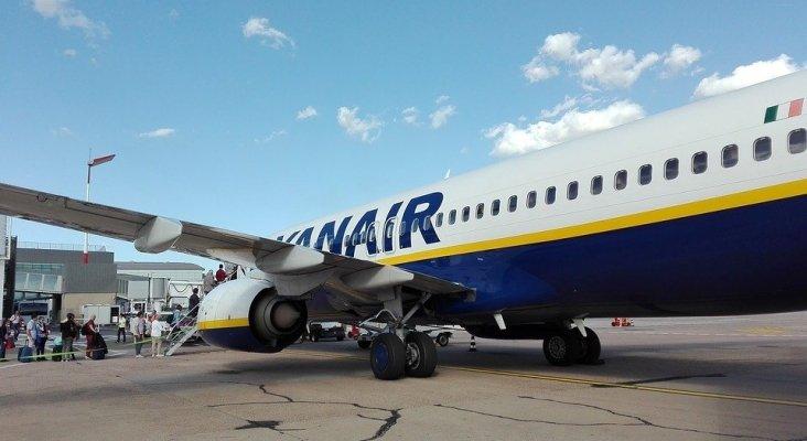 Italia amenaza a Ryanair con retirarle el permiso de vuelo