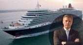 """""""Taiwán está siendo un ejemplo en la gestión de la pandemia"""" Agustín Quesada, director general de Mundomar Cruceros"""