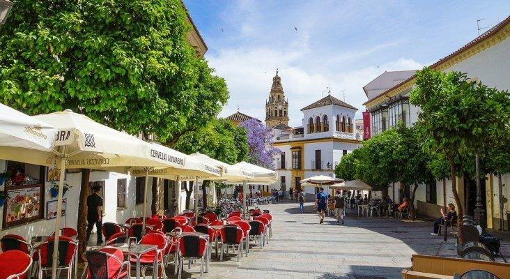 """""""Mientras la imagen de España siga siendo la de un país de contagios, no se recuperará el turismo""""  Foto: Córdoba"""