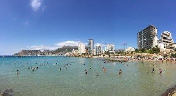 Signos de recuperación en la C. Valenciana, con hasta un 61% de ocupación hotelera | Foto: Calpe, Alicante