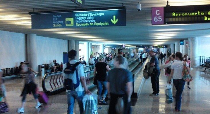 Palma de Mallorca, el aeropuerto con más pasajeros en julio: 1,1 millones (-74%) | Foto: Aeropuerto de Palma de Mallorca- Karl Baron (CC BY 2.0)