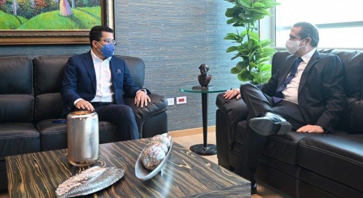 Toma posesión el nuevo ministro de Turismo de R. Dominicana