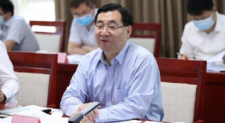 China nombra a su nuevo ministro de Cultura y Turismo | Foto: Gobierno de China