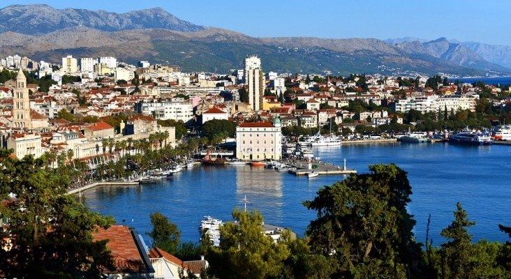 Doble batacazo: Reino Unido y Alemania desaconsejan los viajes a Croacia   Foto: Split, Dalmacia (Croacia)