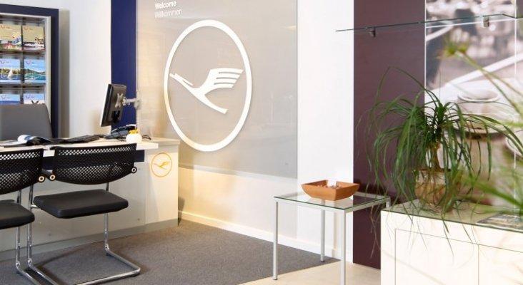 Oficina de Lufthansa City Center