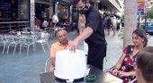 Inventan una bandeja para evitar los contagios en hostelería | Foto: Sur