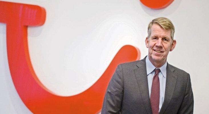 Fritz Joussen, CEO de TUI
