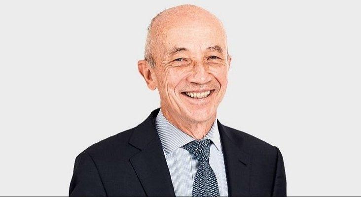 Javier Ferrán, presidente de IAG|Foto: cocacolaep.com