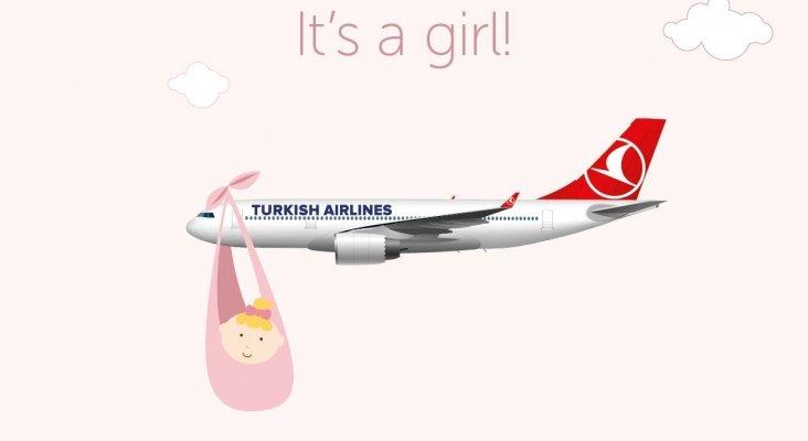 Parto en un vuelo de Turkish Airlines