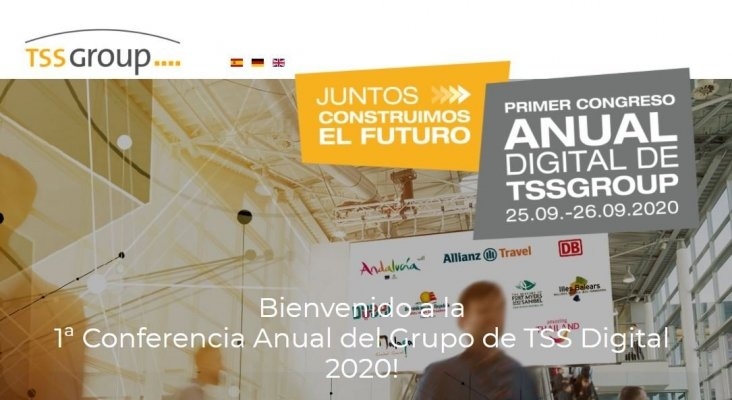 Ya es posible inscribirse en el I Congreso Anual Digital de TSS GROUP