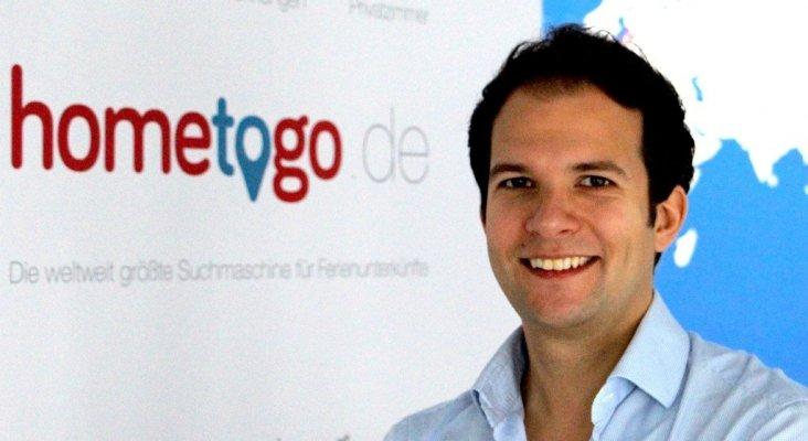 Patrick Andrä, CEO de Hometogo