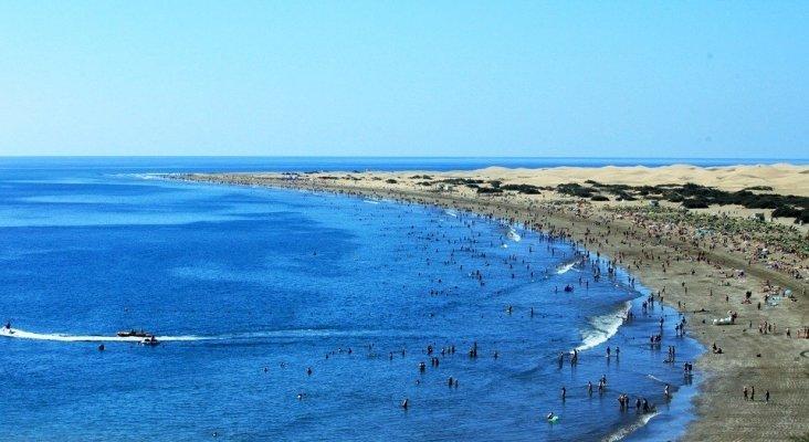 Canarias confía en su clima para salvar la temporada alta | Foto: Maspalomas, Gran Canaria