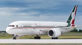 Tras no encontrar comprador, se rifa el Boeing 787 oficial de México