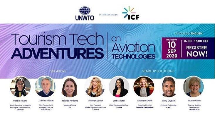 4.La OMT convoca seminario sobre conectividad aérea y soluciones tecnológicas