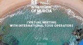 La Región de Murcia convoca un encuentro virtual entre empresas y TT.OO. internacionales