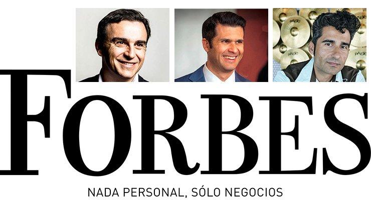 Los CEO de Palladium, Lopesan y  Concept Hotel Group entre los 100 más creativos de Forbes