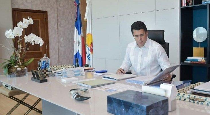El plan de recuperación turística de R. Dominicana estará listo en seis días   Foto: David Collado, ministro de Turismo de R. Dominicana
