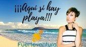 'Aquí sí hay playa', la baza de Fuerteventura para captar al turismo peninsular este otoño