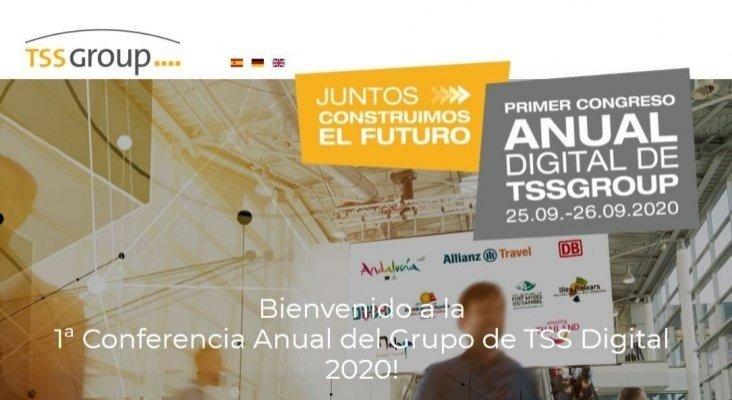 Última oportunidad de inscripción al 1° Congreso Anual Digital de TSS GROUP