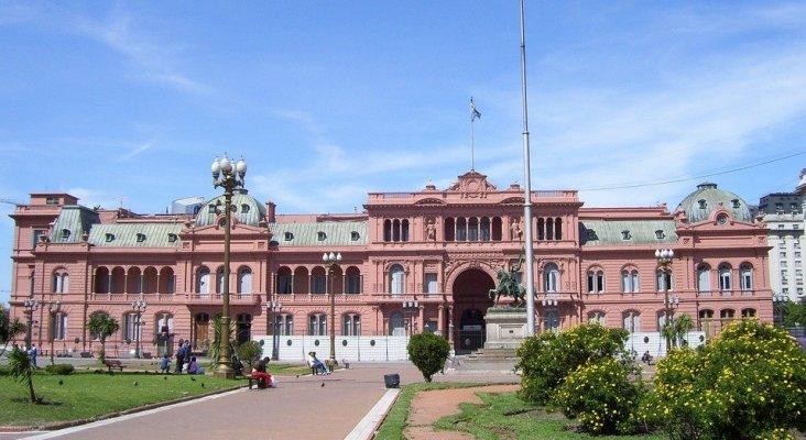 ¿Qué sucede con la ley de Sostenimiento y Reactivación del Turismo? | Foto: Casa Rosada, sede del Poder Ejecutivo de la República Argentina