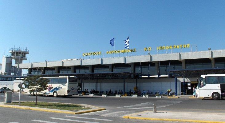 Aeropuerto de Kos en Grecia
