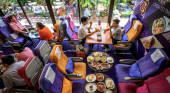 Thai Airways abre su propio restaurante para los nostálgicos del menú a bordo