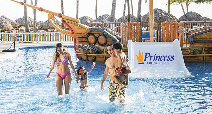 15 de octubre: Día D para la reapertura de Princess Hotels en el Caribe