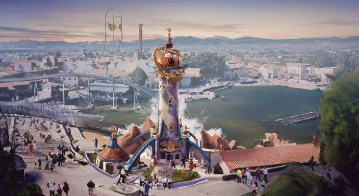 PortAventura se alía con LaLiga para construir un parque temático de fútbol