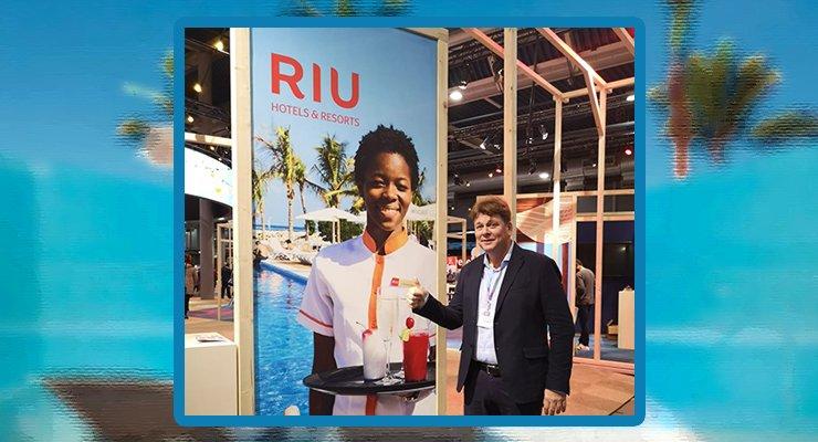 Maurice Damen, director de ventas de Canarias y Madeira de RIU Hotels | Foto: Tourinews©