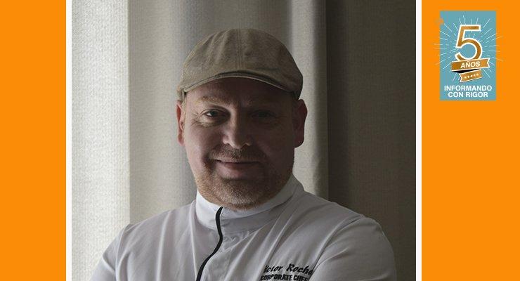 Víctor Rocha, Food&Beverage Culinary Director Amirsoy Mountain (Uzbekistan)