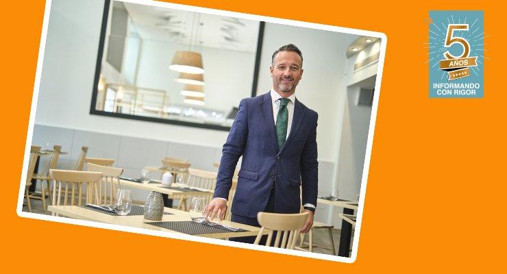 Gabriel Wolgeschaffen, director regional Canarias en Hoteles Silken
