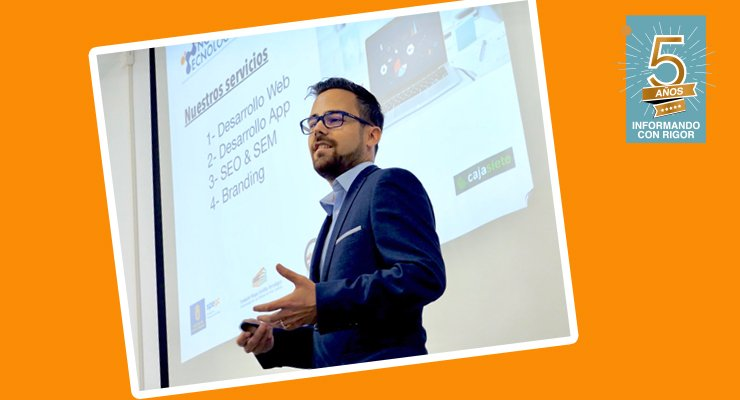 Martin Schwarz Torres, CEO de Martindipity