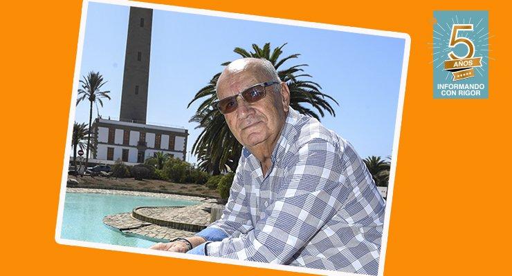 Pedro José Franco López, cronista y Roque Nublo de Gran Canaria 2020
