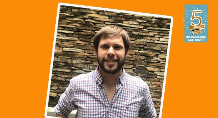 Julián Cherkasky Rappa, Licenciado en Turismo y especialista en Políticas Públicas de Argentina
