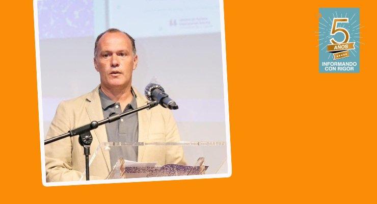Moisés Simancas Cruz,  profesor titular de Geografía Humana de la Universidad de La Laguna
