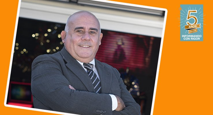 Luis León Rodríguez,  delegado en Canarias de Hotel World Wide Experiences