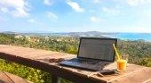TUI Nederlands lanza TUI Workation, una combinación entre trabajo y vacaciones. | Imagen: TUI
