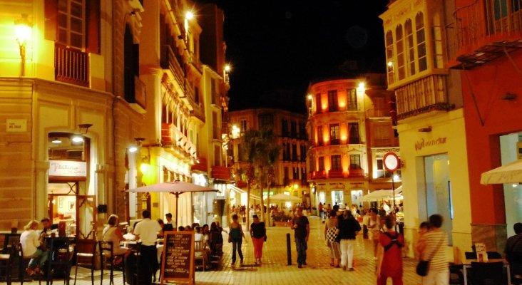 Centro histórico de Málaga. | Imagen: gastromartini (CC BY-SA 2.0)