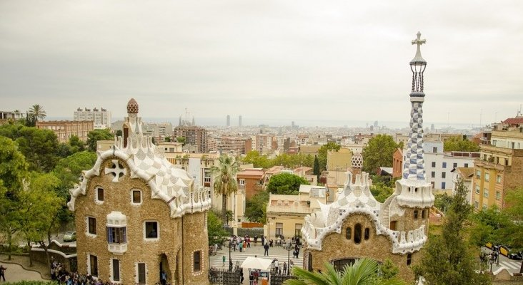 Los turistas franceses vuelven a Barcelona.