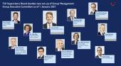 La salida de la directora financiera genera una revolución en la gerencia de TUI Group