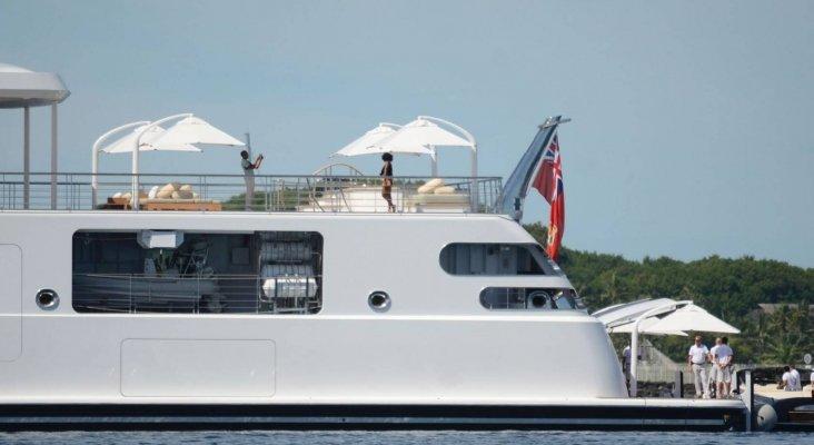 Los Obama durante sus vacaciones en la Polinesia