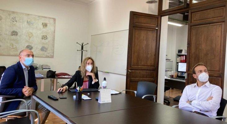 """Realización ante notaria del sorteo """"Gaudeix l'illa""""   Imagen: Consell de Mallorca"""