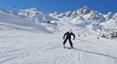 """Las estaciones de esquí aragonesas buscan """"robar"""" clientes a los Alpes"""