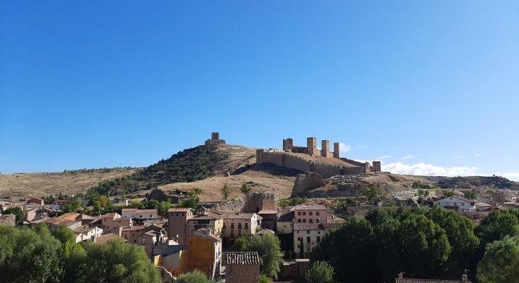 Vistas del Parador de Molina de Aragón   Imagen: Paradores