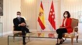 El Gobierno decreta el estado de alarma en Madrid | Imagen: La Moncloa